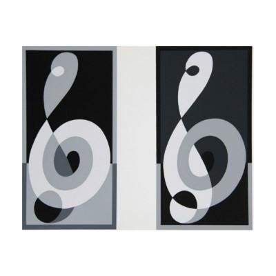 Josef Albers limited edition print