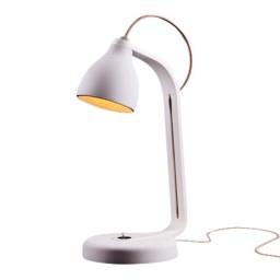 Heavy desk lamp