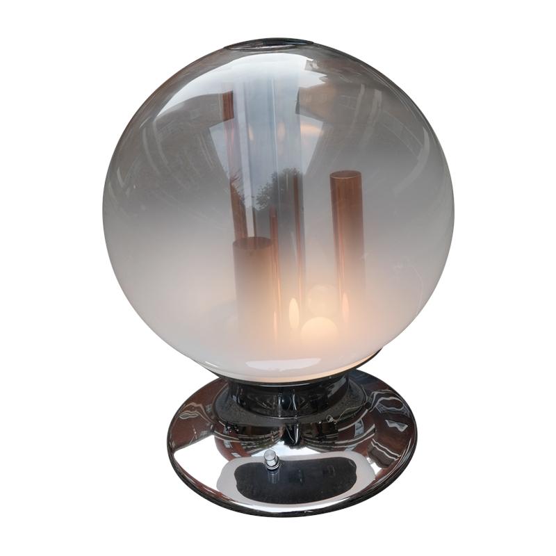 Mazzega Murano glass table lamp