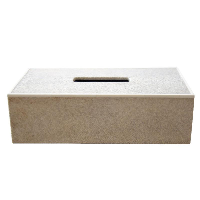 Shagreen Tissue Box Cover The Design Spectrum