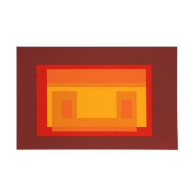 Josef Albers limited edition print