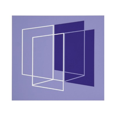 Joseph Albers limited edition print