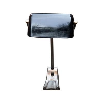 Industrial style desk lamp