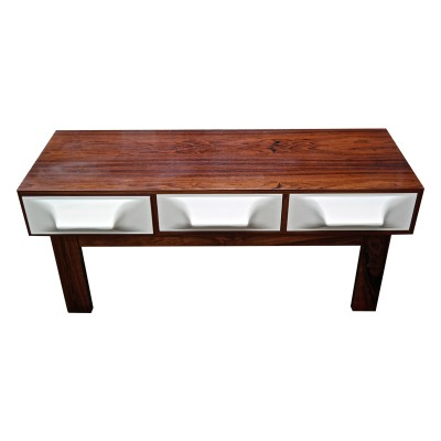 Mahogany low table
