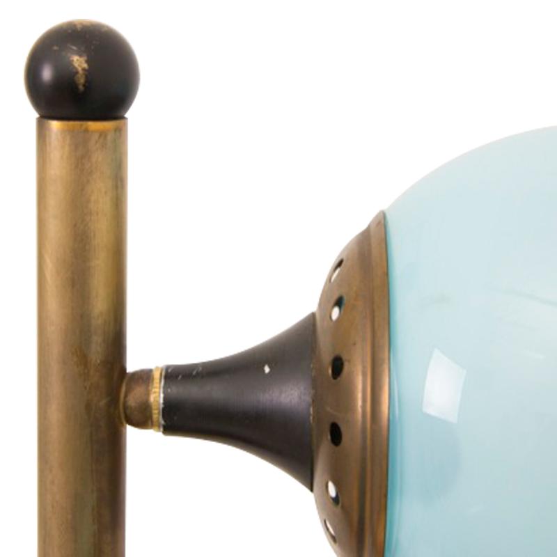 Stilnovo Standing ball lamp